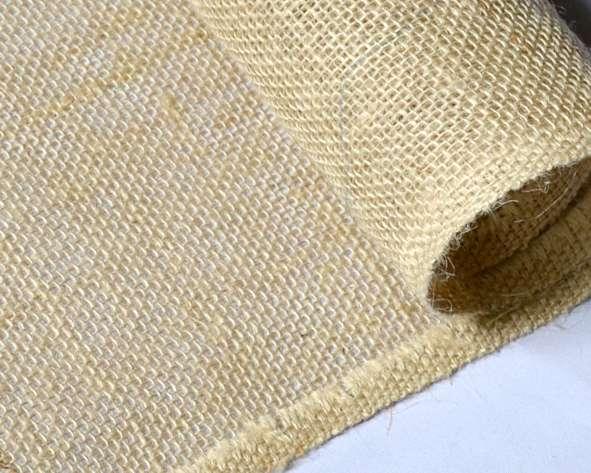 Bolsa De Juta E Tecido : Tecido juta natural metro